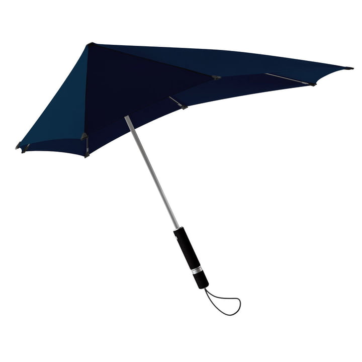 Regenschirm Original von Senz in Midnight Blue