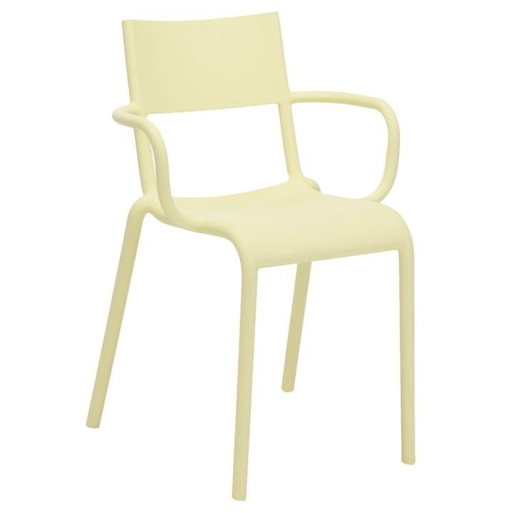 Generic A Stuhl von Kartell in Gelb