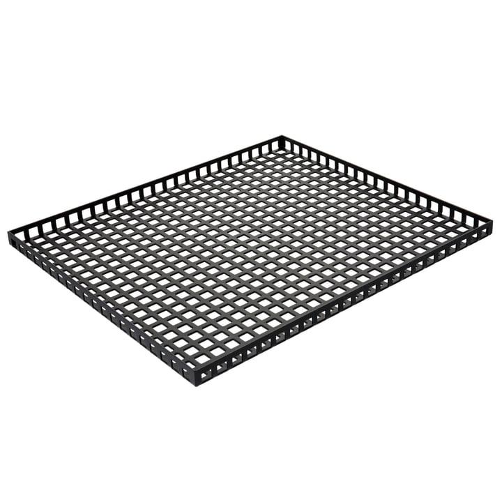 Pulpo - Tray, 35 x 30 cm, schwarz