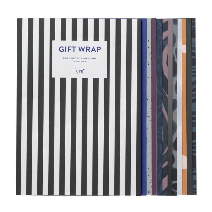 Geschenkpapier-Buch (24200) von ferm Living