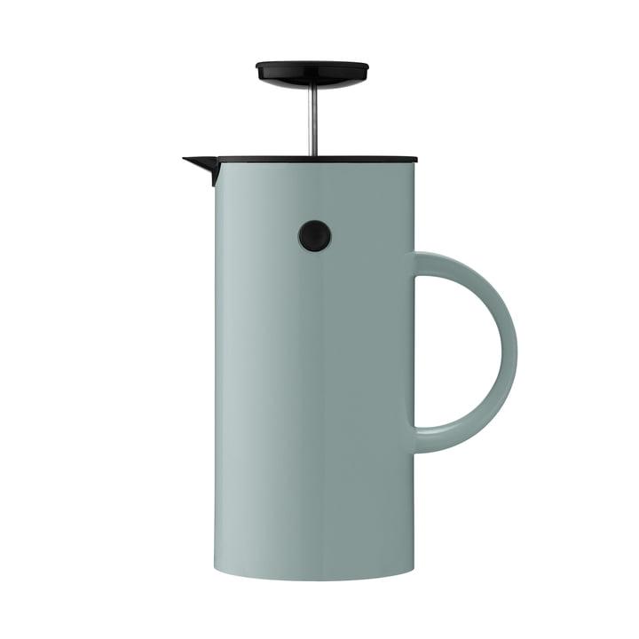 EM Pressfilterkaffekanne 1 l von Stelton in Dusty Green