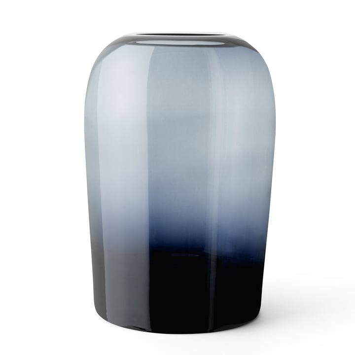 Troll Vase XL von Menu in Midnight Blue