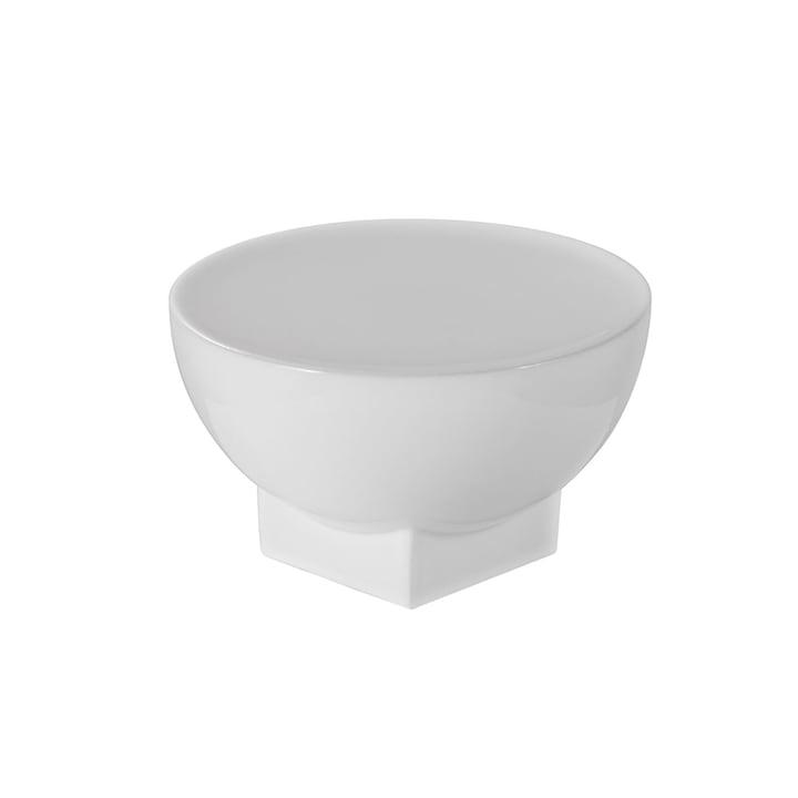 Mila Schale small H 12 x Ø 20 cm von Pulpo in Weiß