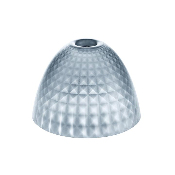 Der Koziol - Stella Silk Lampenschirm S in transparent anthrazit