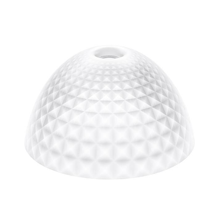 Der Koziol - Stella Silk Lampenschirm M in weiß