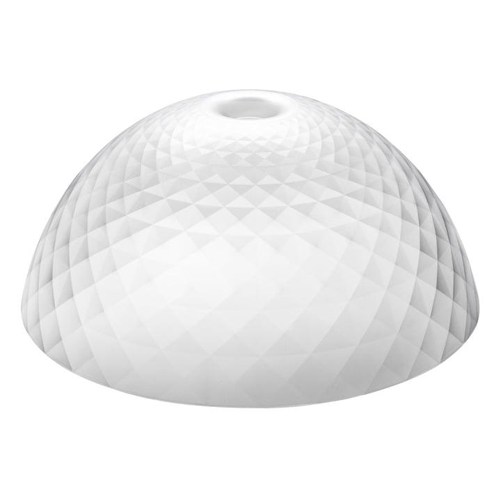 Der Koziol - Stella Silk Lampenschirm XL in weiß