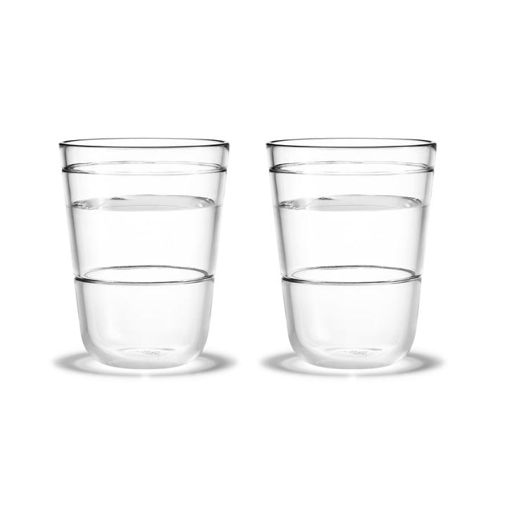 Holmegaard - Scala Trinkglas 0,3 l, klar (2er-Set)