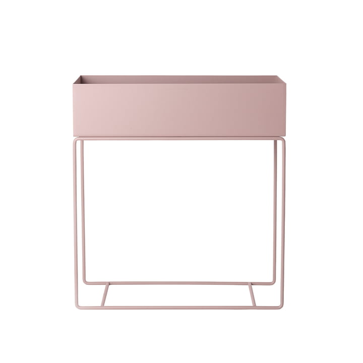 Plant Box von ferm Living in Rosa