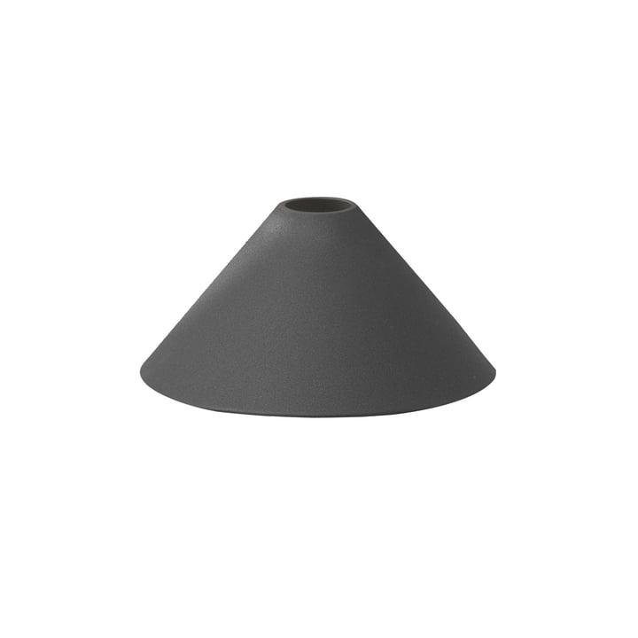 Cone Shade Lampenschirm von ferm Living in Schwarz