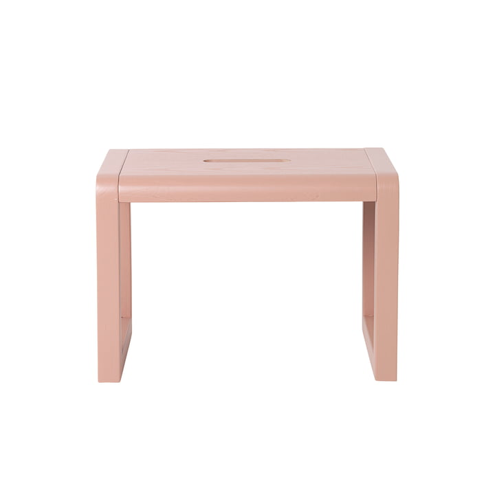Little Architect Hocker von ferm Living in Rose