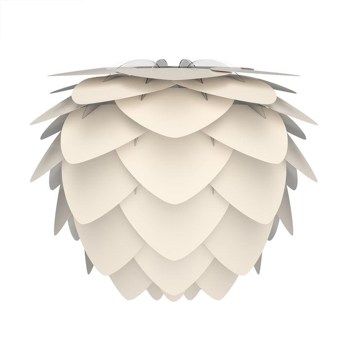 Aluvia Lampenschirm medium Ø 59 cm von Umage in Pearl