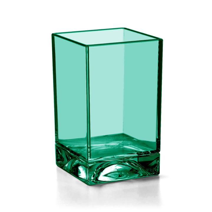Kartell - Zahnbürstenhalter, transparent grün