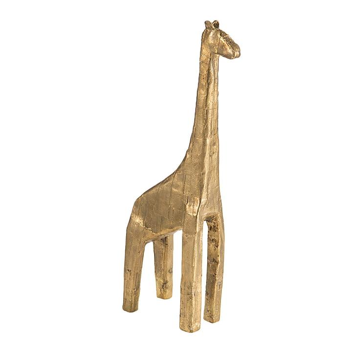 Bronze-Giraffe von Kai Linke für Pulpo