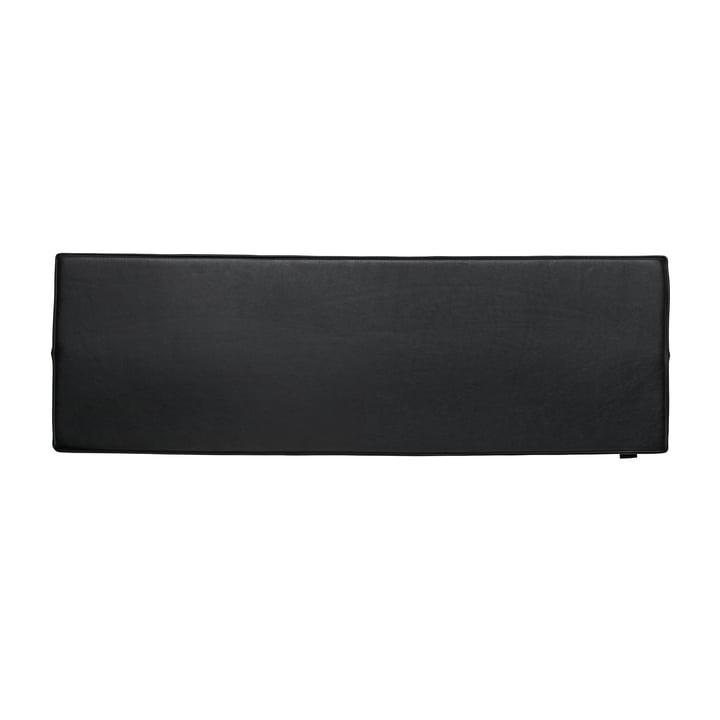 Conekt Sitzkissen von by Lassen in Leder schwarz