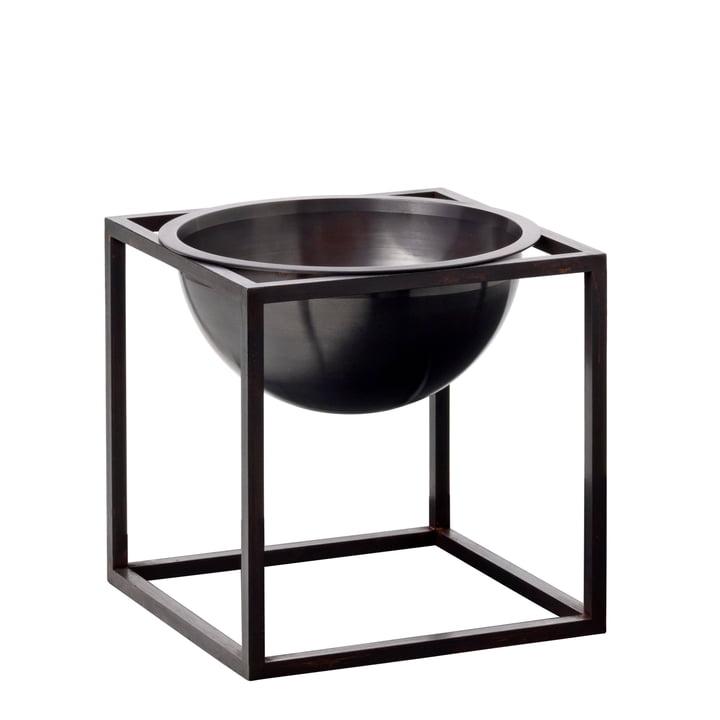 by Lassen - Kubus Bowl, klein, Kupfer brüniert