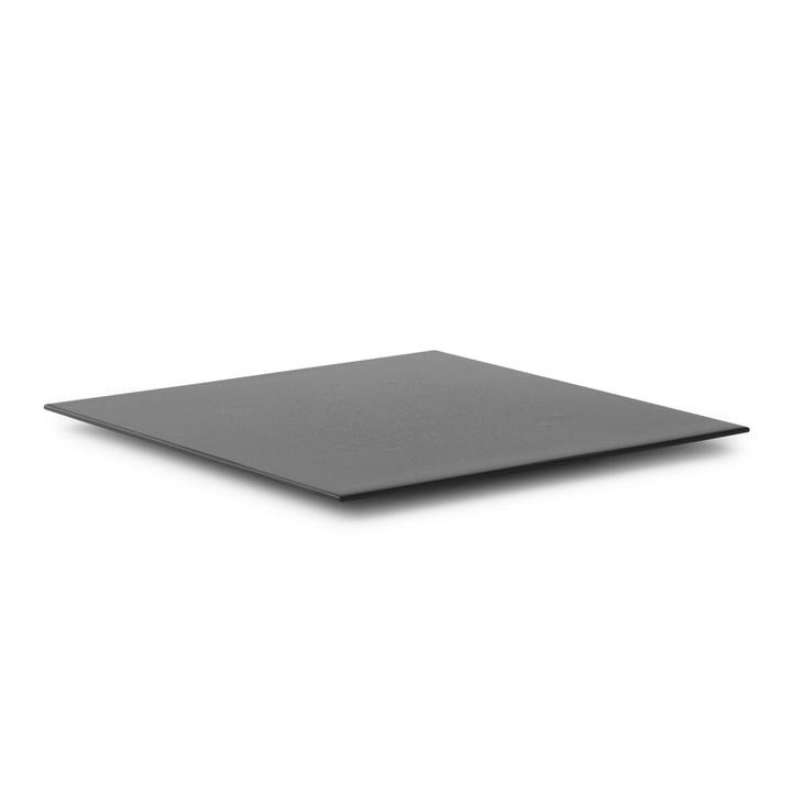 Base 16,8 x 16,8 cm von by Lassen in Schwarz