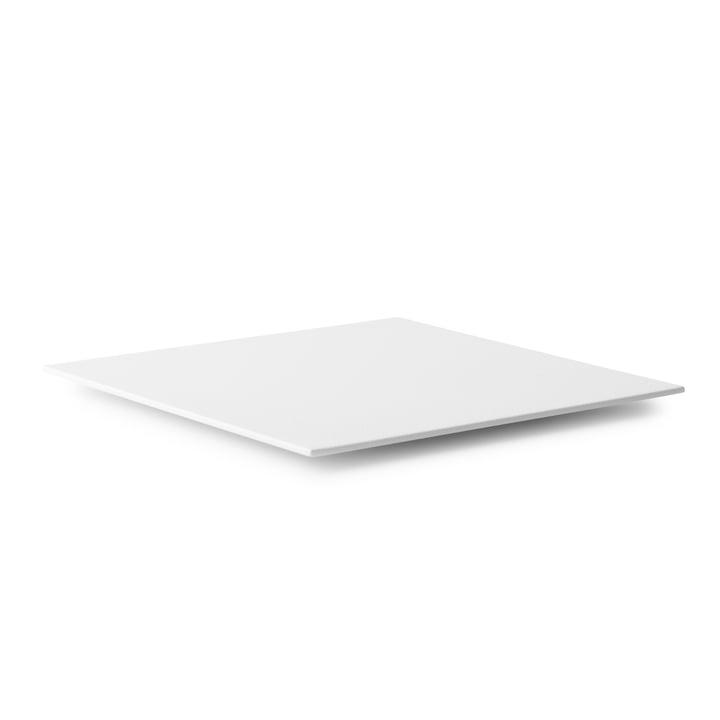 Base 16,8 x 16,8 cm von by Lassen in Weiß