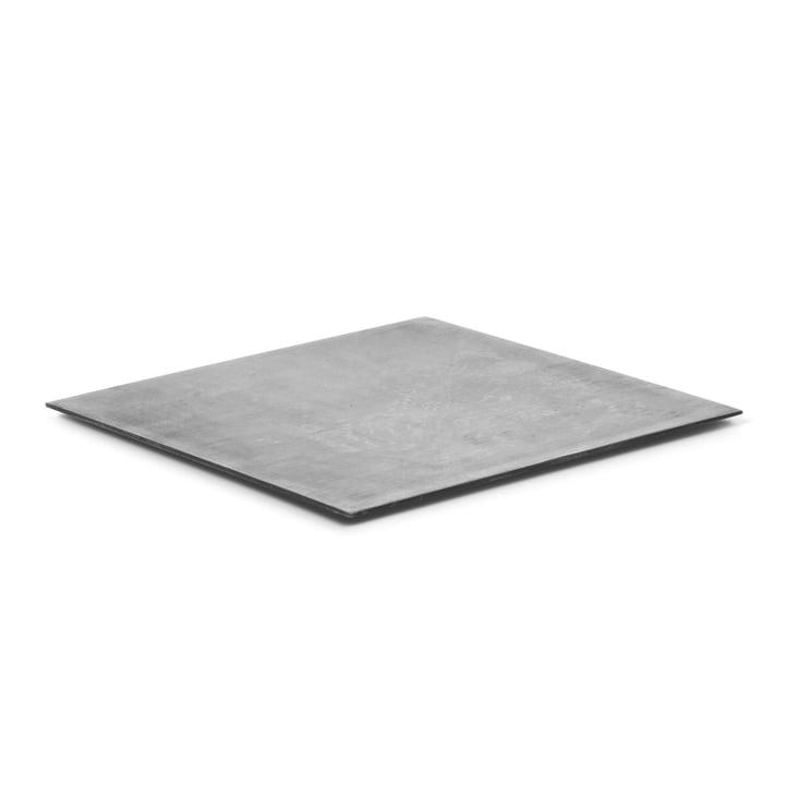 Base 16,8 x 16,8 cm von by Lassen in Kupfer brüniert