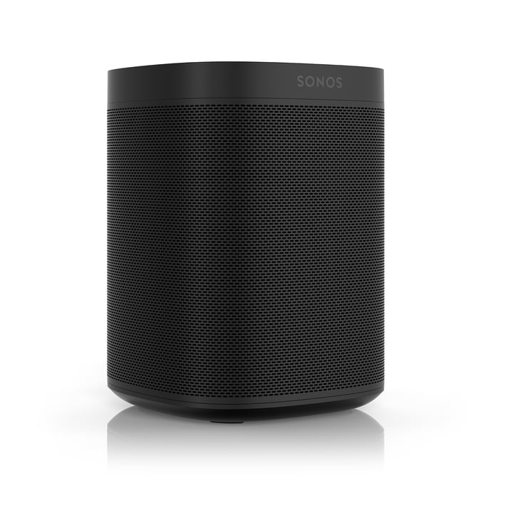 ONE Multiroom All-in-One Smart Speaker von Sonos in Schwarz