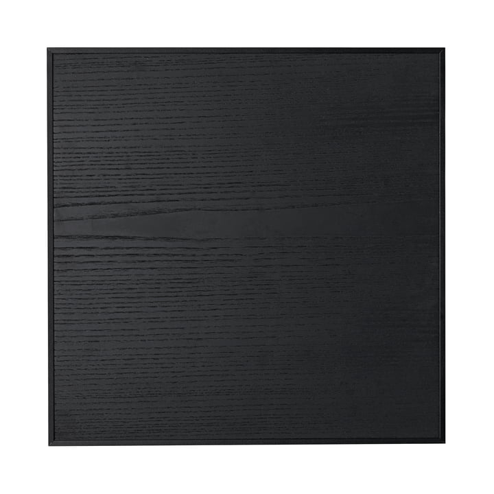 Remind Message Board 42 x 42 cm von by Lassen in Schwarz