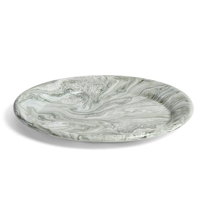 Der Hay - Soft Ice Teller, Ø 26 cm in grün