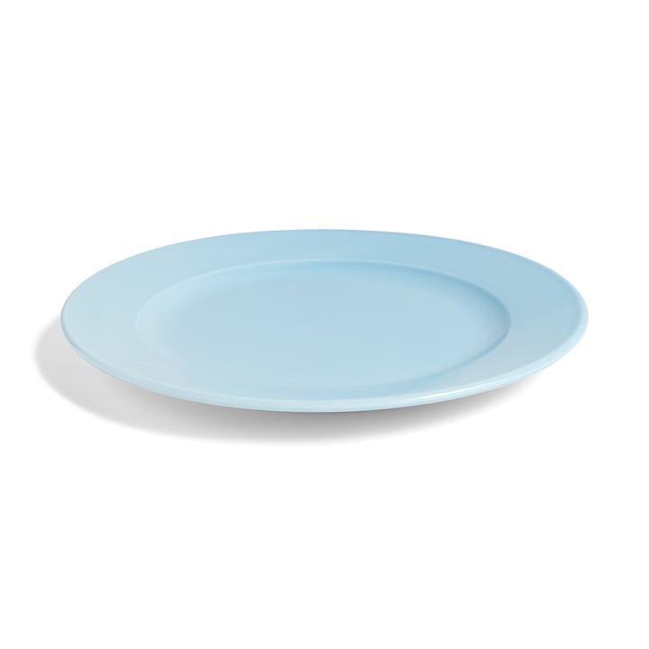 Der Hay - RainbowTeller M, Ø 24 cm in hellblau