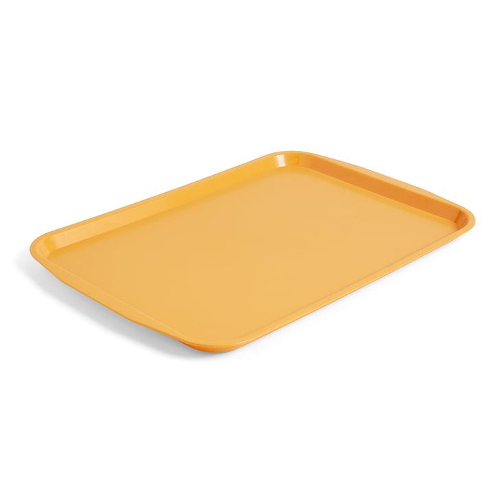 Das Hay - Kantinen-Tablett L, 53 x 37 cm in gelb