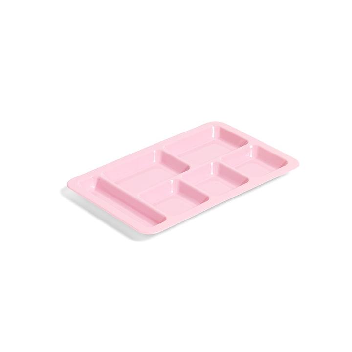 Das Hay - Kantinen-Tablett, 29 x 18 cm in pink