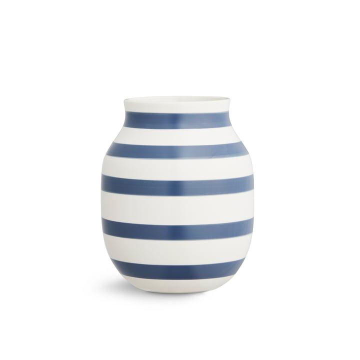 Omaggio Vase H 200 von Kähler Design in Hellblau