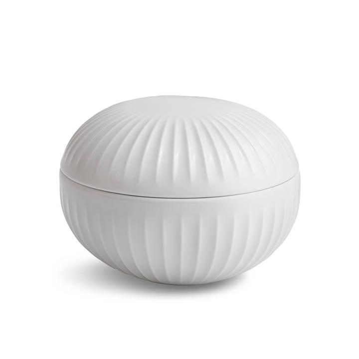 Hammershøi Bonbonniere von Kähler Design in Weiß