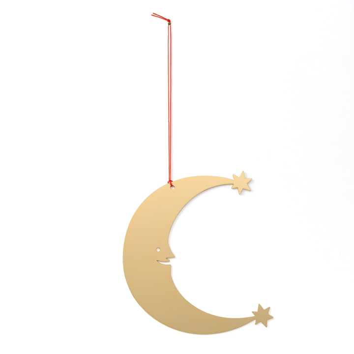 Girard Ornaments Moon von Vitra