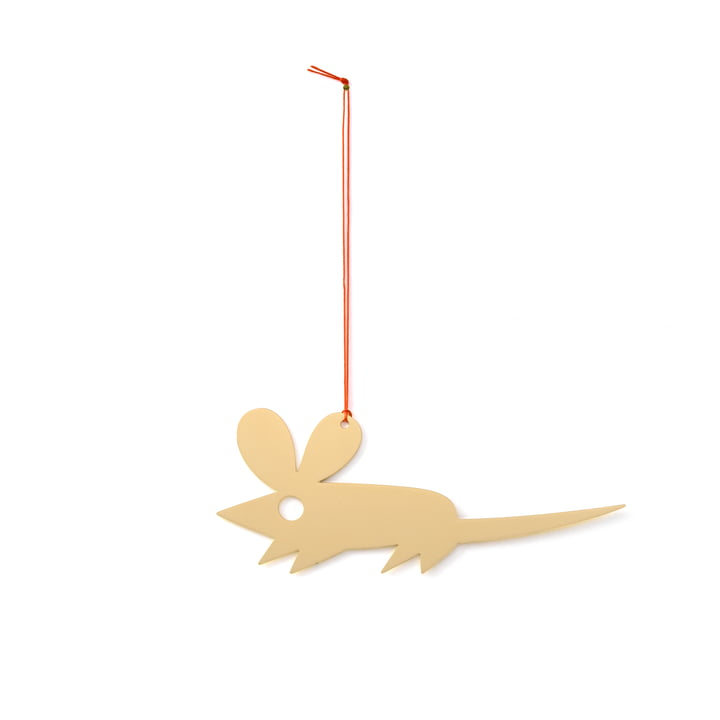 Girard Ornaments Mouse von Vitra