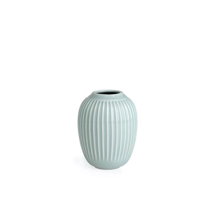 Hammershøi Vase H 10 cm von Kähler Design in Mint