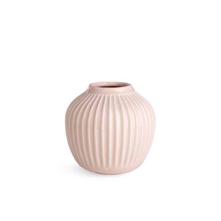 Hammershøi Vase H 12,5 cm von Kähler Design in Rose