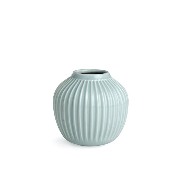 Hammershøi Vase H 12,5 cm von Kähler Design in Mint