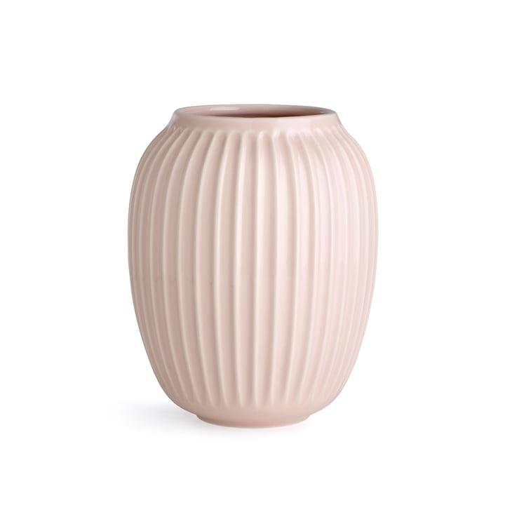 Hammershøi Vase H 20 cm von Kähler Design in Rose
