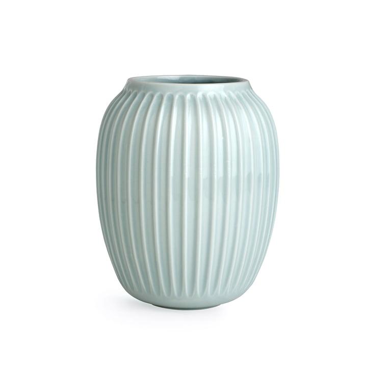 Hammershøi Vase H 20 cm von Kähler Design in Mint