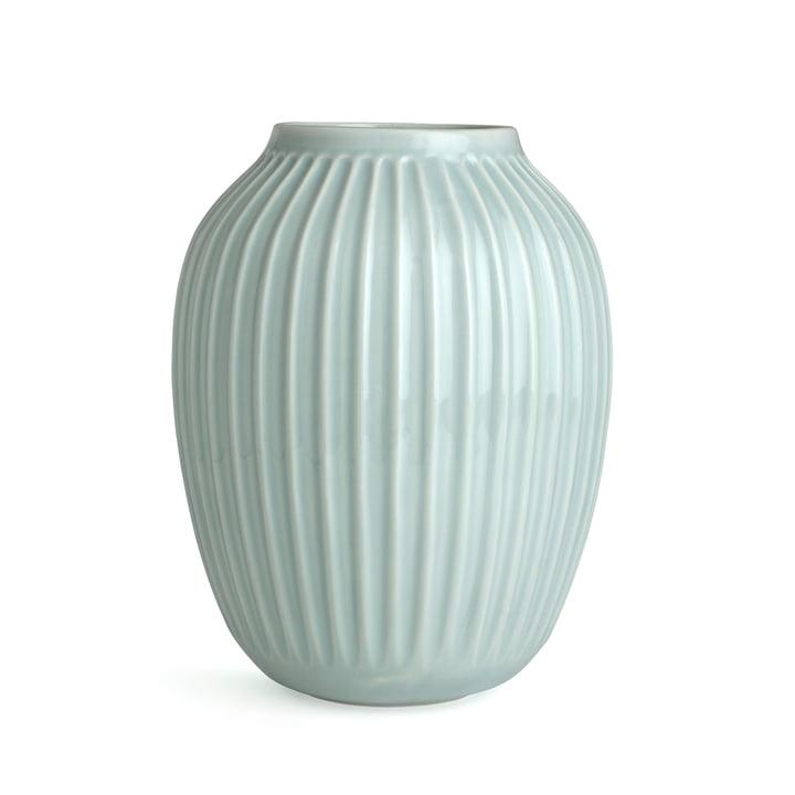 Hammershøi Vase H 25 cm von Kähler Design in Mint