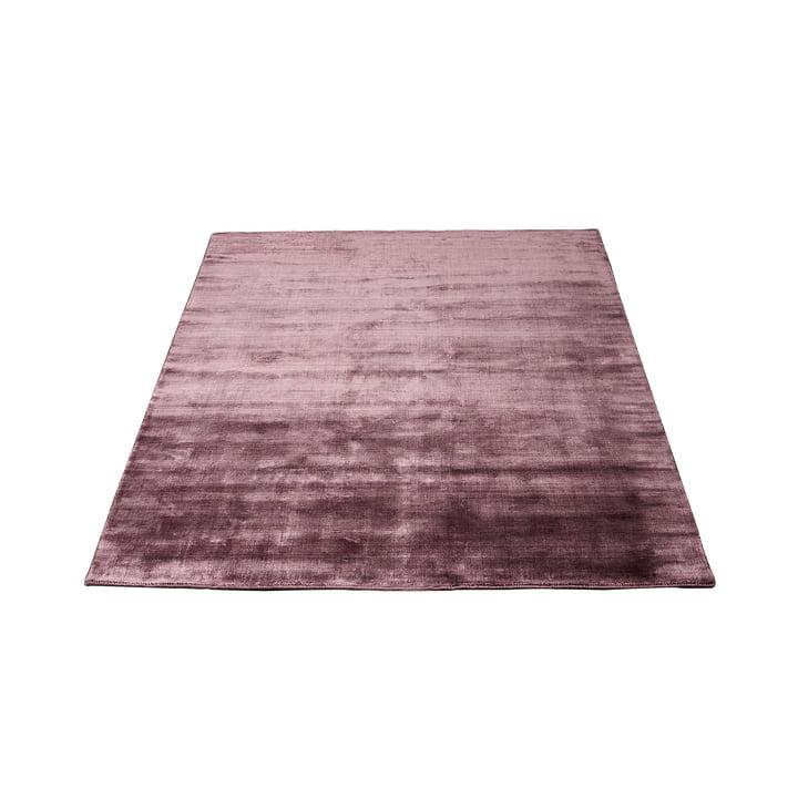 Der Massimo - Bamboo Teppich 140 x 200 cm, pflaume