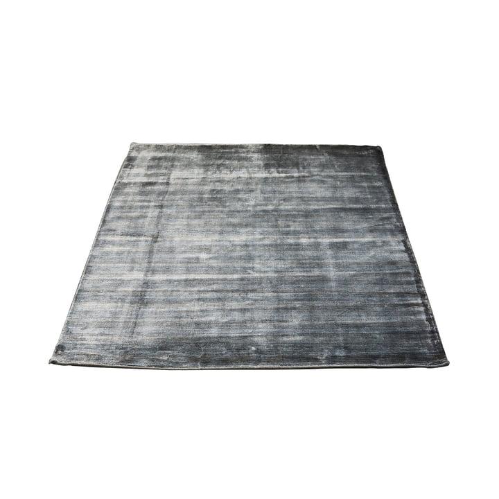 Der Massimo - Bamboo Teppich 140 x 200 cm, grau