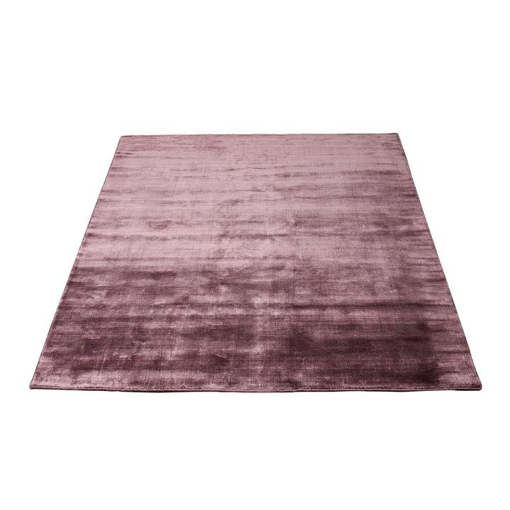 Der Massimo - Bamboo Teppich 170 x 240 cm, pflaume