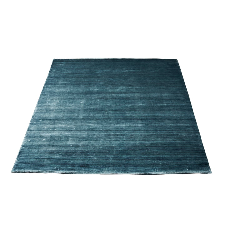 Massimo - Bamboo Teppich 170 x 240 cm, stiffkey blue