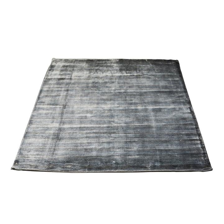 Der Massimo - Bamboo Teppich 170 x 240 cm, grau