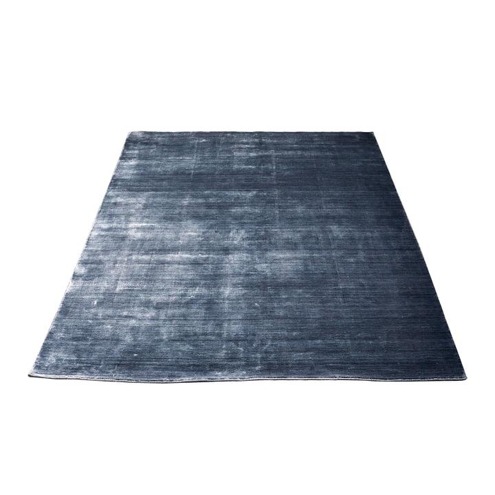 Der Massimo - Bamboo Teppich 170 x 240 cm, steelblack
