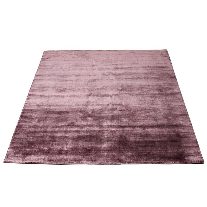 Der Massimo - Bamboo Teppich 200 x 300 cm, pflaume