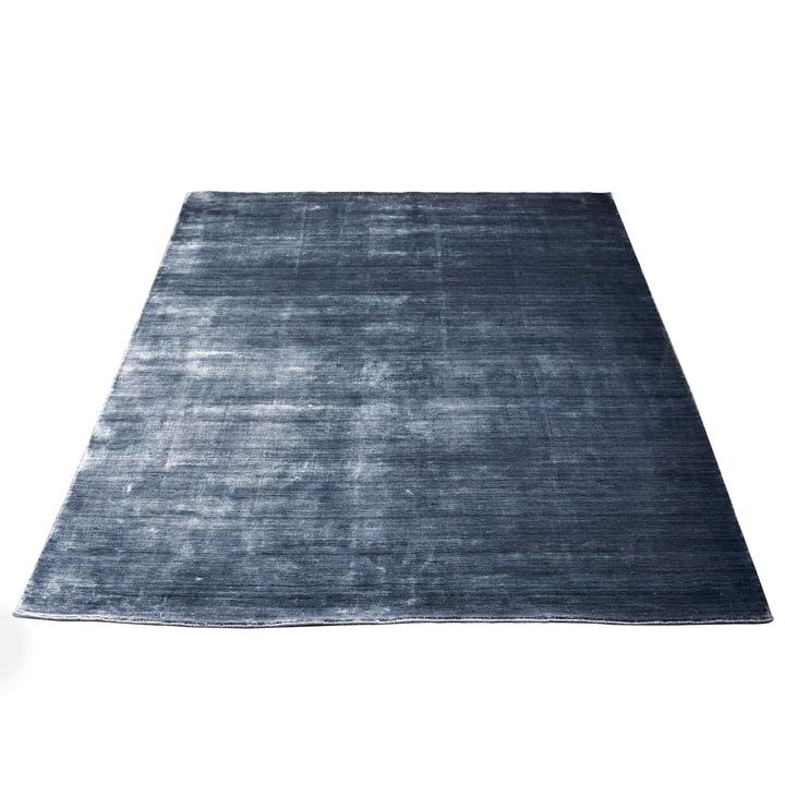 Der Massimo - Bamboo Teppich 200 x 300 cm, steelblack