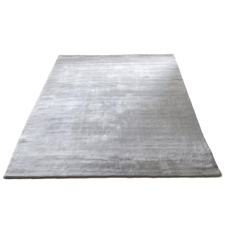 Der Massimo - Bamboo Teppich 200 x 300 cm, hellgrau
