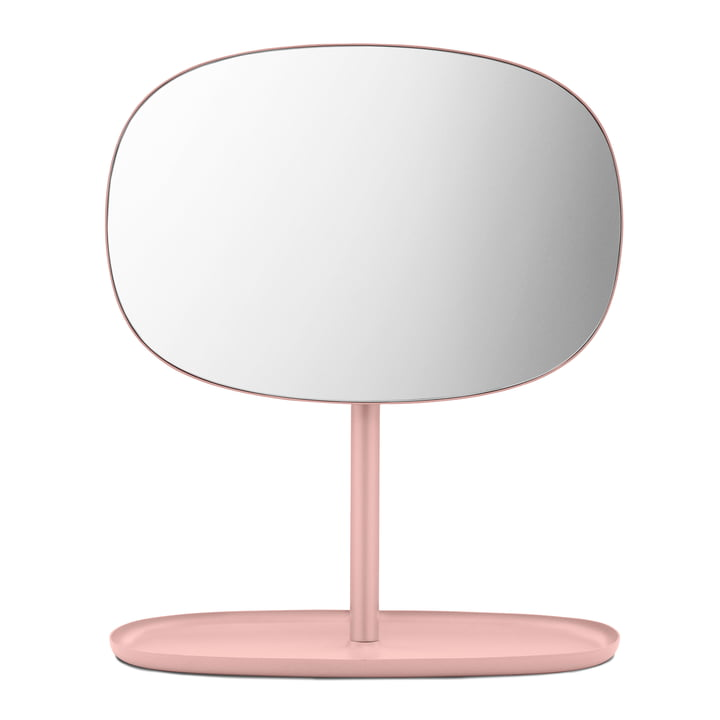 Flip Spiegel von Normann Copenhagen in Rosa