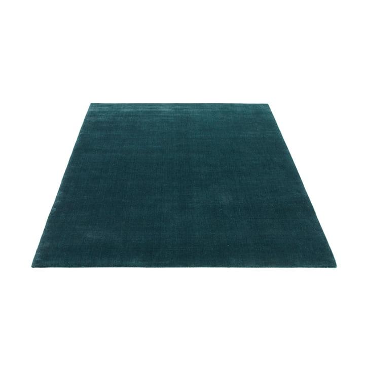 Der Massimo - Earth Teppich 140 x 200 cm in sea green