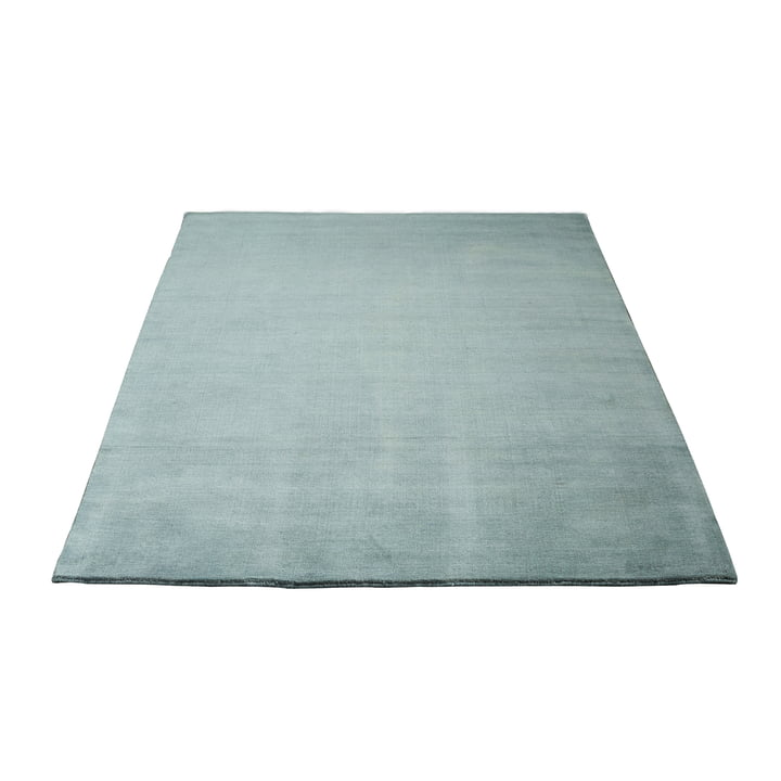 Der Massimo - Earth Teppich 170 x 240 cm in verte grey
